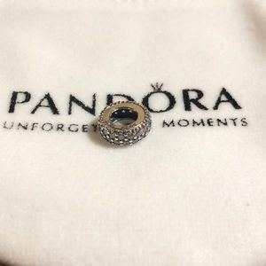 Pandora Inspiration Within Spacer (Clear)